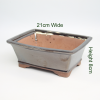 Bonsai Tree Pot Glazed available to buy online from All Things Bonsai Sheffield Yorkshire with free UK delivery