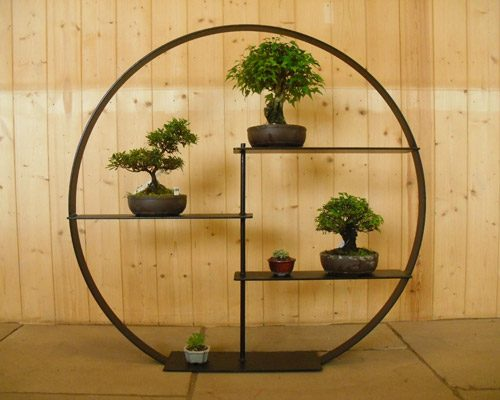 bonsai display stand metal with free uk shipping from all things bonsai sheffield yorkshire