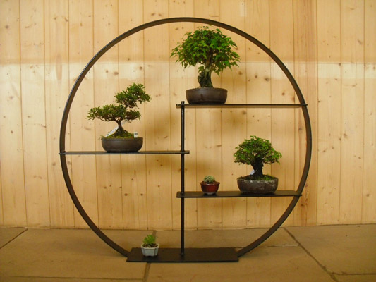 Metal Bonsai Display Stands Now Available On The Website