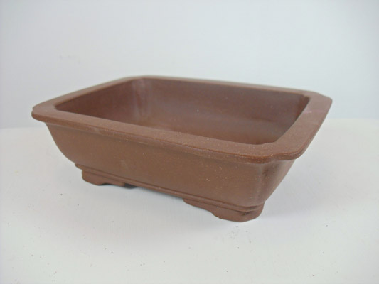 unglazed bonsai tree pot from all things bonsai free uk delivery sheffield yorkshire