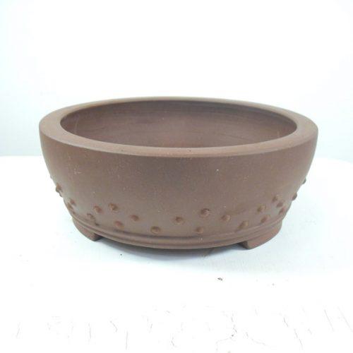 Small Unglazed Pots