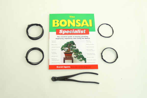 Bonsai Wire Starter Kit available to buy online from All Things Bonsai Sheffield Yorkshire with free uk delivery