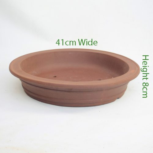 Unglazed Bonsai Pot Code PC007 available to buy online from All Things Bonsai Sheffield Yorkshire with free UK delivery