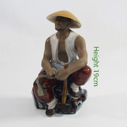 Mudman Figurine 1 available to buy online from All Things Bonsai Sheffield Yorkshire with free UK delivery