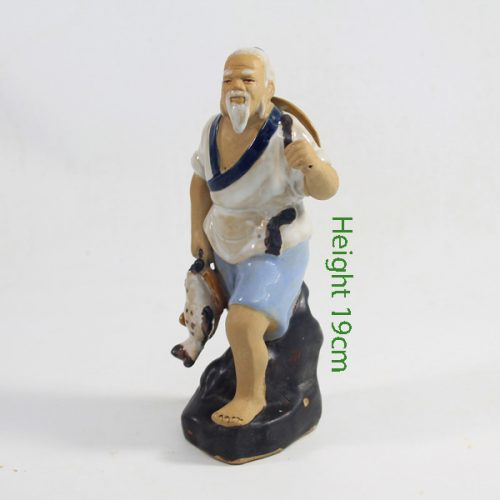 Mudman Figurine 4 available to buy online from All Things Bonsai Sheffield Yorkshire with free UK delivery