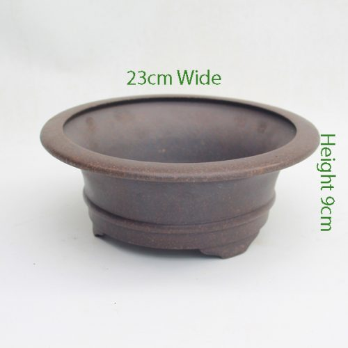 Unglazed Bonsai Pot code SH18 available to buy online from All Things Bonsai Sheffield Yorkshire with free UK delivery