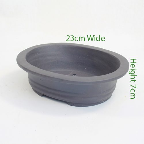 Unglazed Bonsai Pot Code 87869 Medium available to buy online from All Things Bonsai Sheffield Yorkshire with free UK delivery