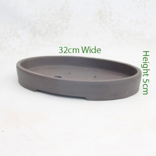 Unglazed Bonsai Pot Code L11 Small available to buy online from All Things Bonsai Sheffield Yorkshire with free UK delivery