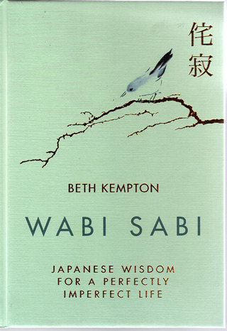Wabi Sabi Book available to buy online from All Things Bonsai Sheffield Yorkshire with free UK delivery