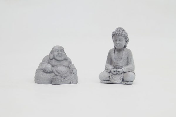 Miniature Buddha Ornaments available to buy online from All Things Bonsai Sheffield Yorkshire with free UK delivery